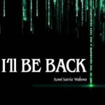 Saatnya Kembali …
