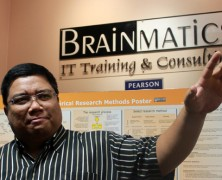 Video Wawancara Tema Programmer-Entrepreneur