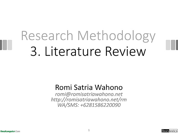 literaturereview