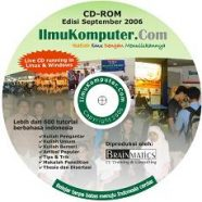 Teknik Bundling Program PHP dalam CD
