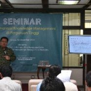 Knowledge Management dan Dunia Pendidikan